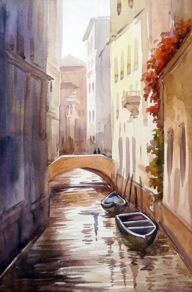 SARKAR,SAMIRAN-Venice Canals