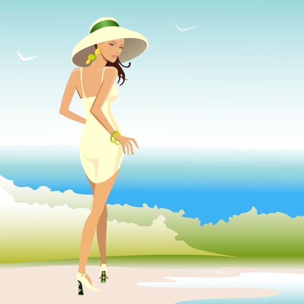 Outsource fashion illustration