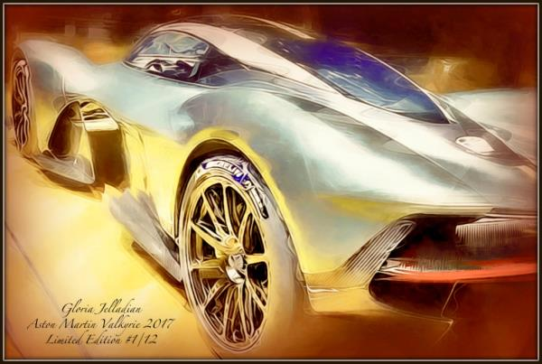 Aston Martin 2017