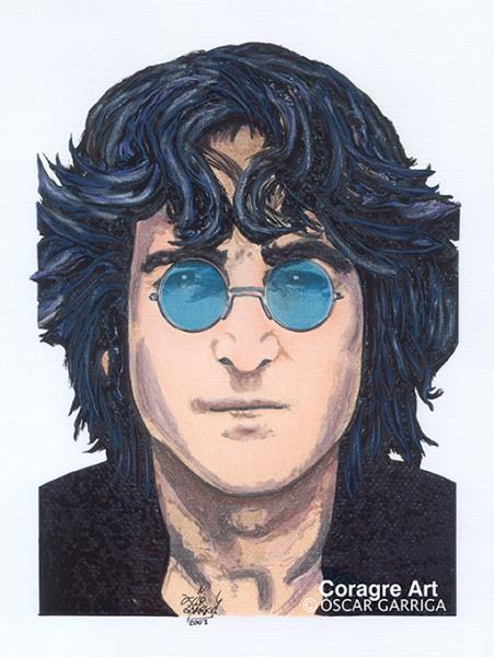 Garriga,Oscar-John Lennon