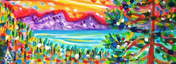 Houseman,Rachel-Eagle Point Sunset