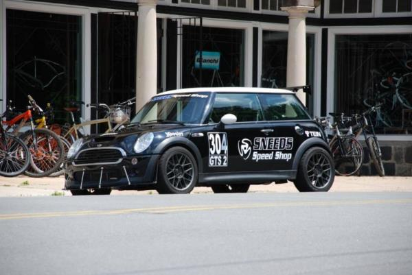 Sneed4Speed - Mini Cooper Turbo Upgrade
