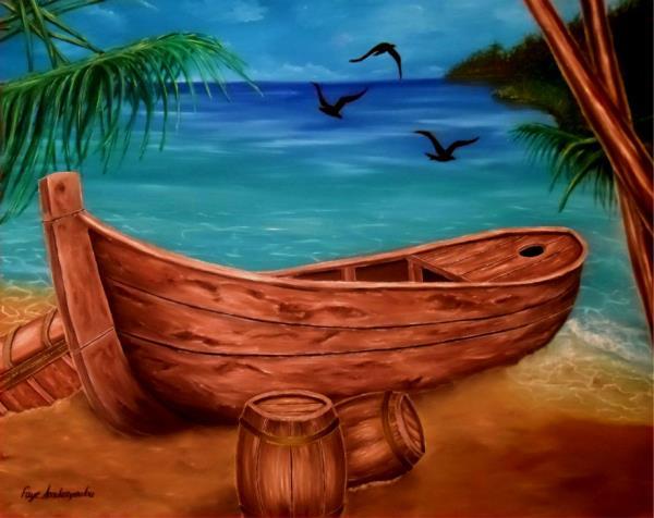 Anastasopoulou,Faye-Pirates' Story
