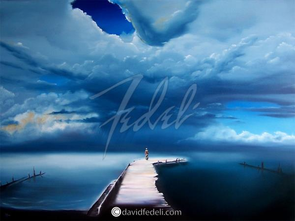 Fedeli,David-Black Water