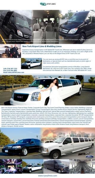 Wedding Limousine Nyc