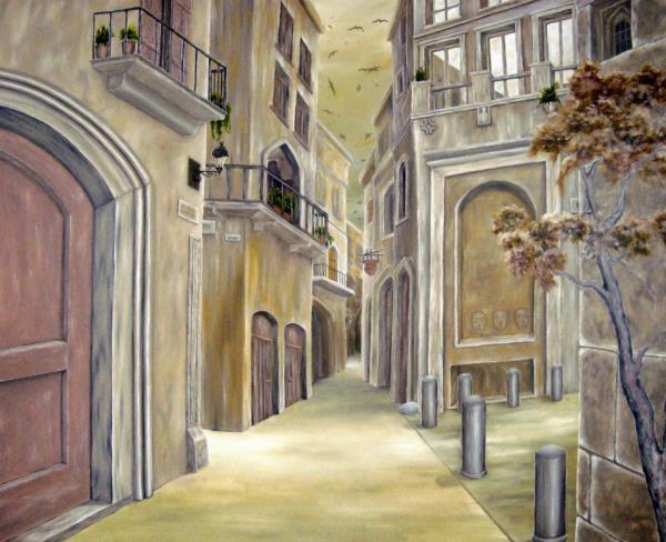 Anastasopoulou,Faye-Town Alley