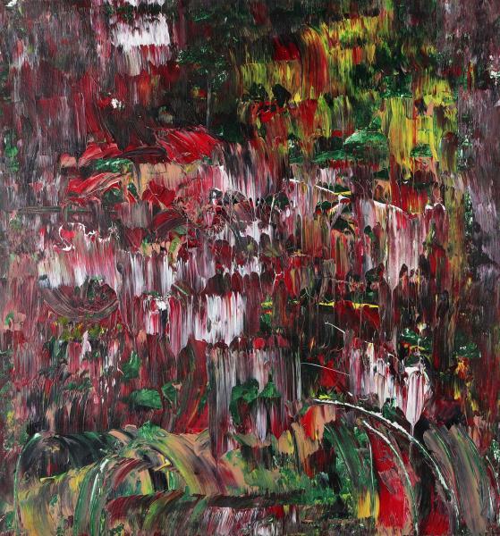 The Crimson Forest