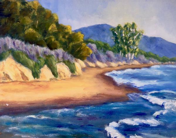 Powell,Fred-On Goleta Beach