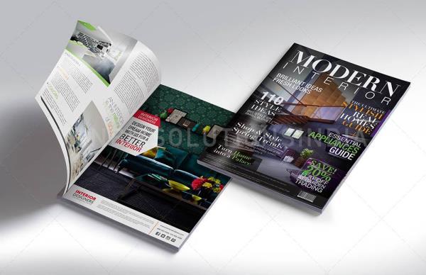 George,Steve-Magazine design services