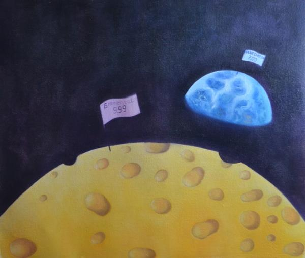 Universe of cheese