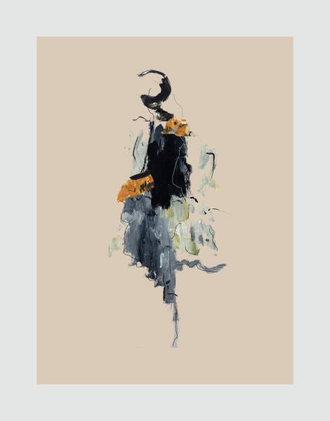 Stanoev,Rossen-Sketch haute couture