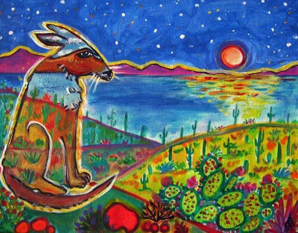Houseman,Rachel-Coyote Moon