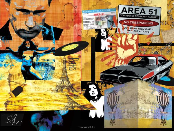 Count Dussi,Becarelli-Gangster's World - 2
