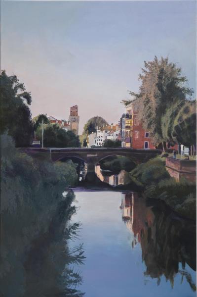 Padova� in Sunset