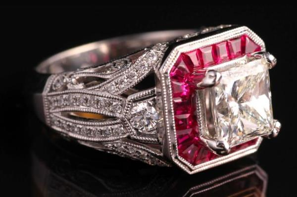Centennial jewelry store | wedding rings | large diamond engagement rings