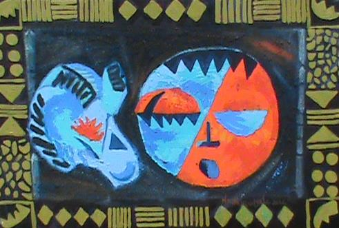 Anansi and the King's Ram