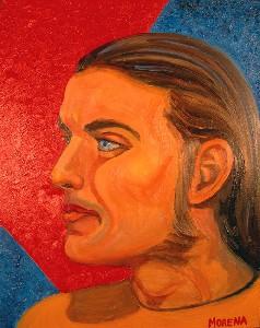 Portrait of Brendan