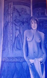 Aegyptico Azulis - Nefertiti