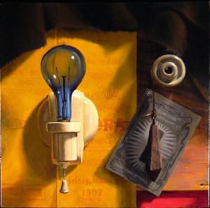 Mehling,Robert-Blue Bulb