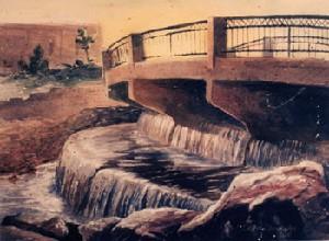 Riverwalk Falls