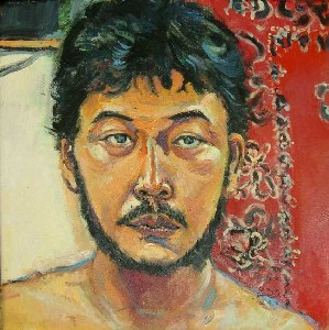 self-portrait 2001