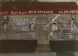 FINNELL,RICHARD-ROCKY BARBER SHOP
