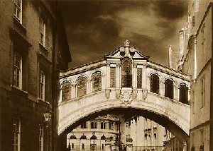 Langley,Derek-The Bridge of Sighs, Oxford