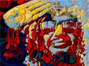Horvath,Werner-Spiral of Violence II: Yasser Arafat