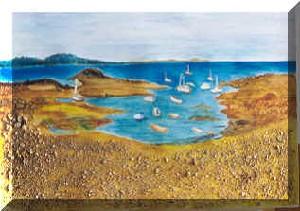 LUCAIN,Jocelyne-Ile de Brehat - Brehat Island