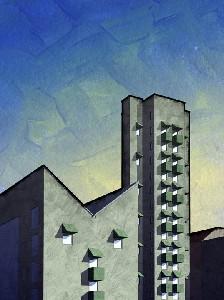 Friedrichstadt Housing