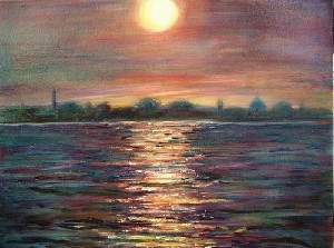 Pontzer,Lynda-Venetian sunset