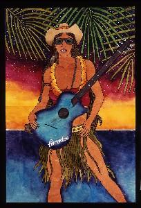 paradise rocker