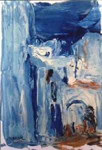 Ruelle Bleu