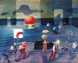 Georgiev,Valentin-The Swimming Pool