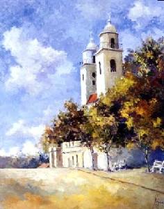 Church of Colonia del Sacramento