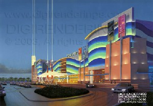 Noida, Shopping Mall - India