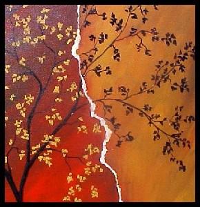 <b>Solus ~ Torn Canvas Series