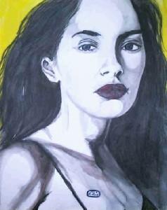 portrait of woman (2002)