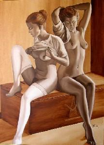 Philippe,PIANA-Les deux soeurs