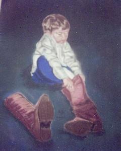 Ewan & the Boots