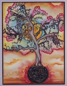 Vallejo,Linda-Sacred Oak: A Prayer For A World At War, 2002