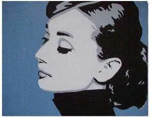 Elegant Audrey