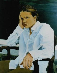 Portrait de C.