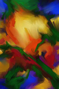 Abstract Flower -1