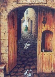 baykurt,esen-the door