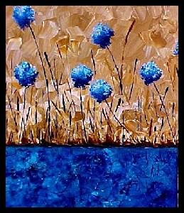 <b>Blueberry Thistles