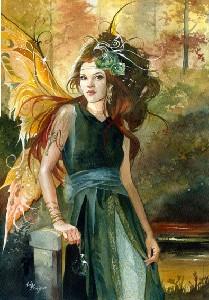 Flinkfeldt,Kajsa-Wood Fairy