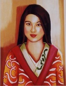 femme  japonaise 2