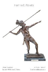 Ricketts,Hermine-Female Warrior