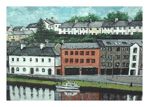 Bowler,Jacki-The Quay